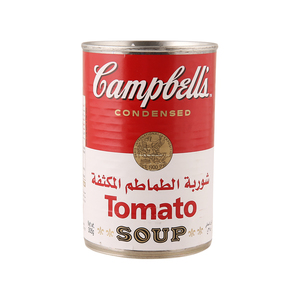 Campbell's Condensed Tomato Soup 305g