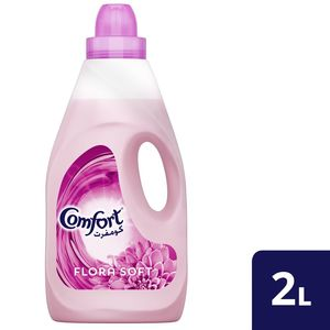 Comfort Fabric Softener Flora Soft 2Litre