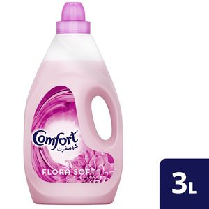 Comfort Fabric Softener Flora Soft 3Litre