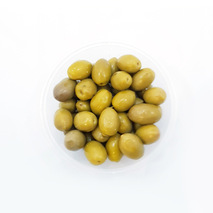 Greek Green Olives Jumbo 300g Approx. Weight