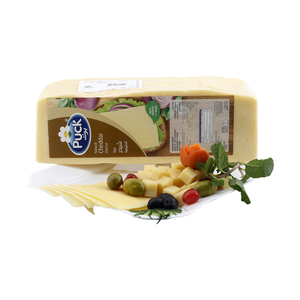 Danish Cheddar Cheese White 250g Approx. Weight