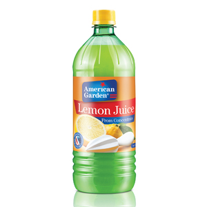 American Garden Lemon Juice 32oz 907ml