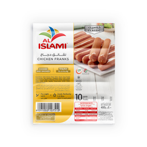Al Islami Chicken Franks 400g