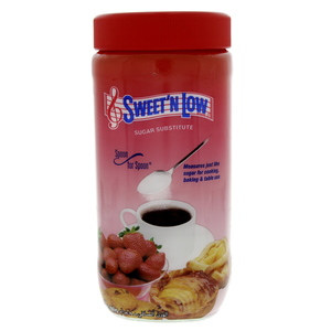 Sweet'n Low Sugar Substitute  80 Gm