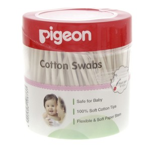Pigeon Cotton Swabs 200pcs