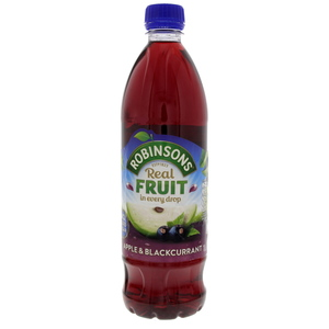 Robinsons Real Fruit Apple & Black Currant 1Litre