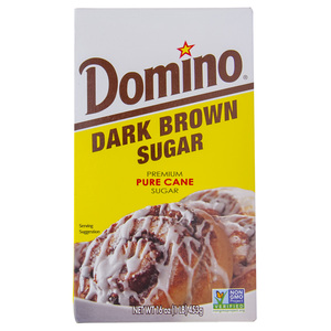 Domino Dark Brown Sugar 453g