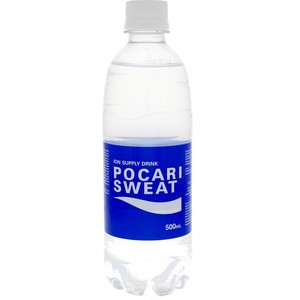 Pocari Sweat Ion Supply Drink 500ml
