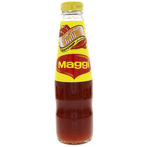 Maggi Ketchup Chilli  Bottle 340g