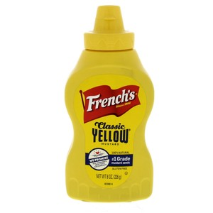 French's Classic Yellow Mustard 226g