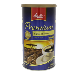 Melitta Premium Highland Coffee 500g