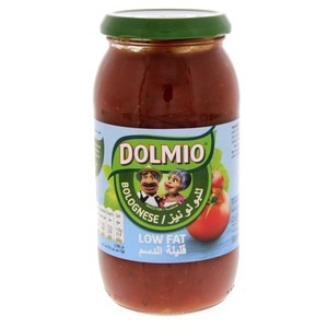 Dolmio Bolognese Sauce Low Fat 500g