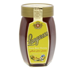 Langnese Pure Bee Honey 250g