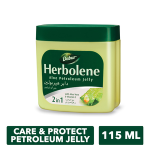 Dabur Herbolene Aloe Petroleum Jelly 115ml