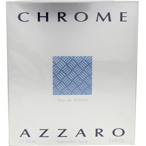 Azzaro Chrome EDT for Men 100ml