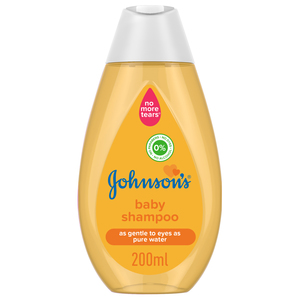 Johnson's Shampoo Baby Shampoo 200ml