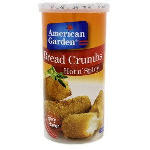 American Garden Bread Crumbs Spicy Flavour 425 Gm