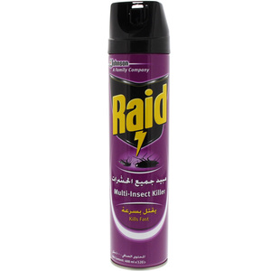 Raid Multi Insect Killer 400Ml