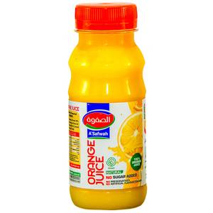A'Safwah Orange Juice 200ml