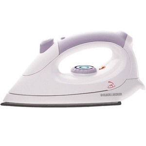 Black+Decker Dry Iron F150 Assorted Color