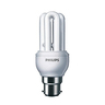 Philips Genie Energy Saving CFL Bulb 11W B22
