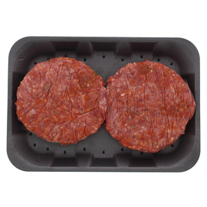 Indian Buffalo Burger 300g Approx Weight