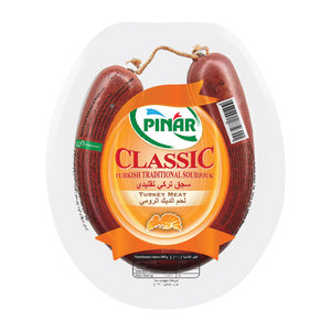 Pinar Soudjouk Turkey Meat 250g