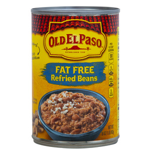 Old El Paso Refried Beans Fat Free 453g