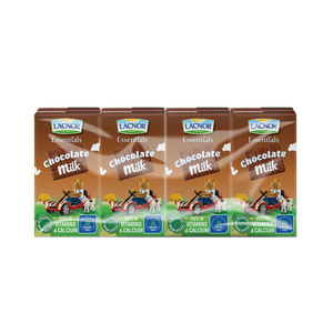 Lacnor Junior Chocolate Flavoured Milk 6 x 125ml