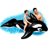 Intex Whale Ride On pc
