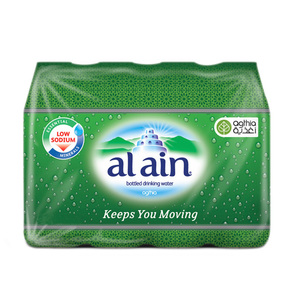 Al Ain Bottled Drinking Water 330ml