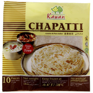 Kawan Chapathi 10 Pc 400g