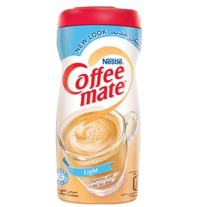 Nestle Coffeemate Light Non Dairy Coffee Creamer 450g