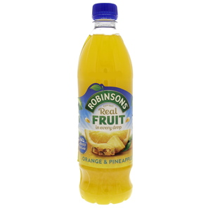 Robinson Real Fruit Orange & Pineapple No Added Sugar 1Litre