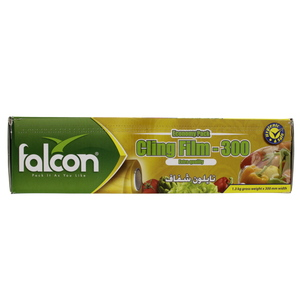 Falcon Cling Film Size 1.3kg x 300mm 1pc