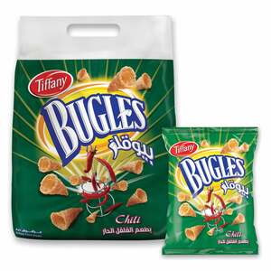 Tiffany Bugles Chili 13g