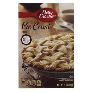 Betty Crocker Pie Crust Mix 311 Gm