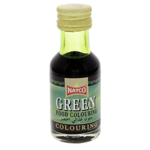 Natco Green Food Colouring 28 Ml