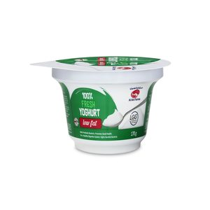 Al Ain Fresh Low Fat Yoghurt 170g
