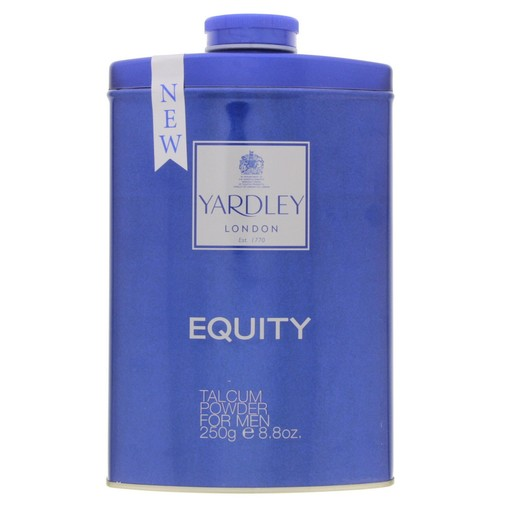Yardley Equity Talcum Powder For Men 250g