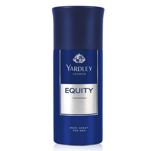 Yardley Equity Body Spray For Men 150ml