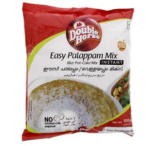 Double Horse Palappam Mix 500 Gm