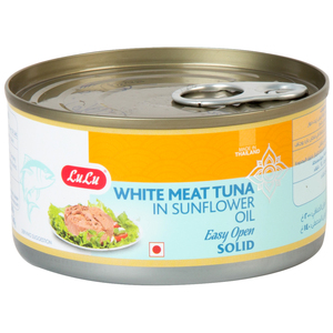 Lulu White Meat Tuna in Sunflower Oil 200g