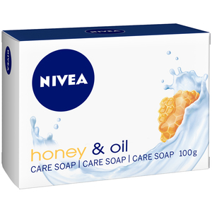 Nivea Care Soap Honey & Oil 100g