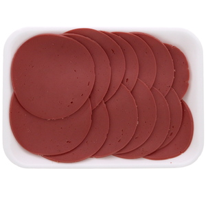 Lulu Beef Mortadella Plain 250g Approx. Weight