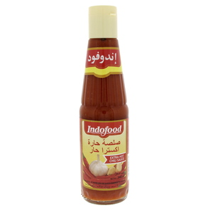 Indofood Extra Hot Chili Sauce 340g