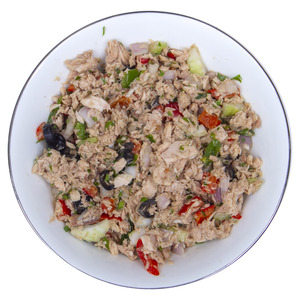 Fresh Arabic Tuna Salad 400g Approx. Weight