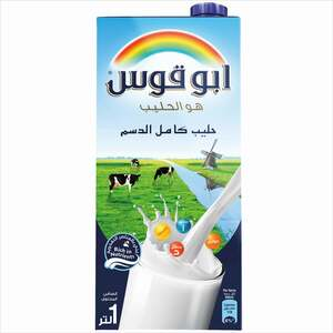 Rainbow UHT Milk Full Cream 1Litre