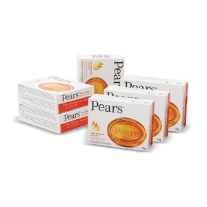 Pears Soap 6 x 75g