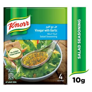 Knorr Salad Mixes Vinegar & Garlic 10g